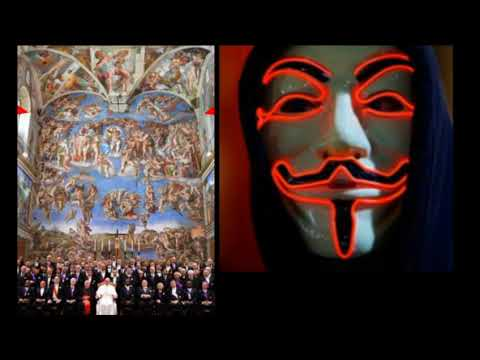 """The Global Witness of ANONYMOUS """" EXPOSED """""""
