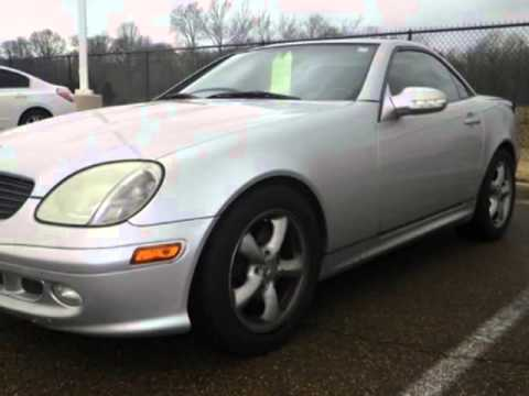 2003 Mercedes-Benz SLK-Class SLK320 2dr Roadster 3.2L Convertible - Cordova, TN