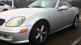 2003 Mercedes-Benz SLK-Class SLK320 2dr Roadster 3.2L Convertible - Cordova, TN
