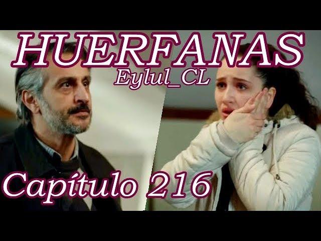 Huérfanas Capítulo 216 Español HD