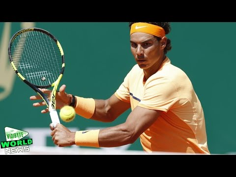 Rafael Nadal beats Dominic Thiem to reach quarter-finals in Monte Carlo