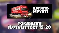 Tokmannin jakomainos 2019-2020