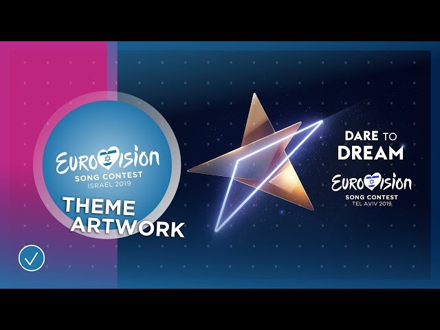 Dare To Dream: The official theme artwork for Eurovision 2019!