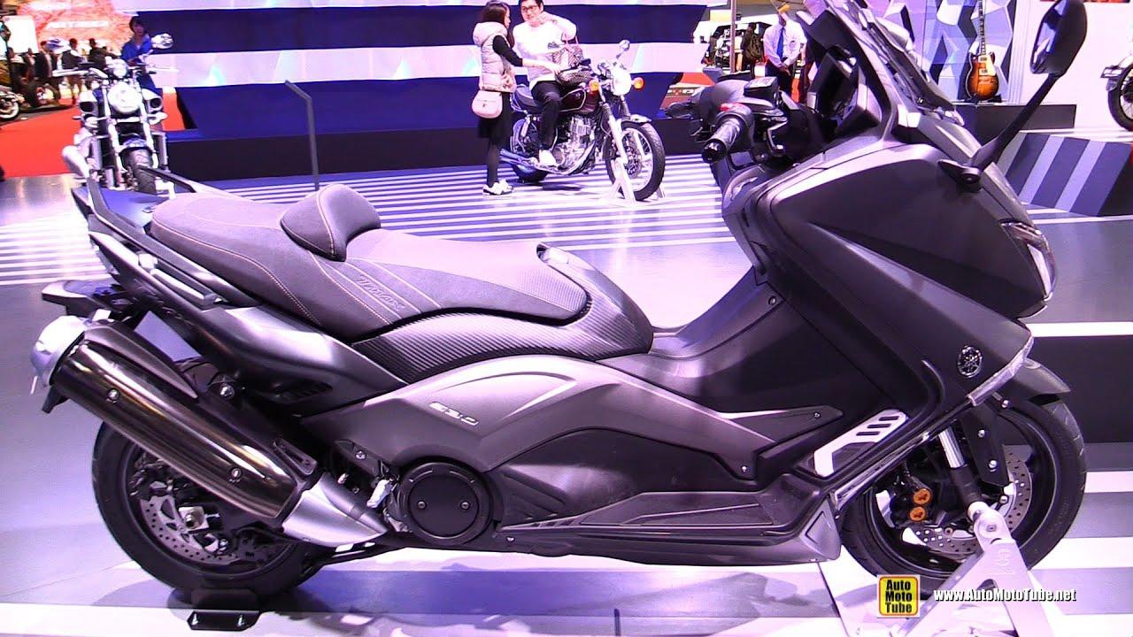 2016 yamaha tmax 530 abs iron max walkaround 2015 tokyo motor show youtube. Black Bedroom Furniture Sets. Home Design Ideas