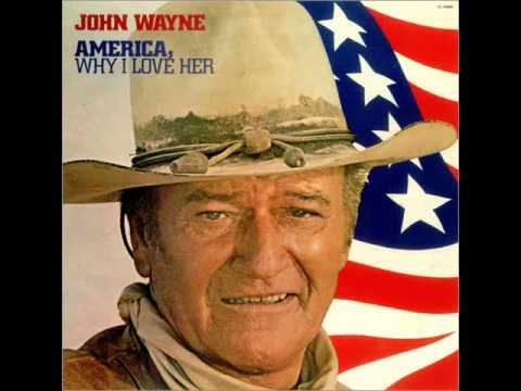 John Wayne - Why I Love Her (1973)