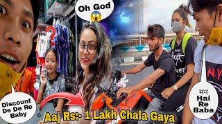 1 Lakh Khatam 🙄 Girlfriend Aisa Loot Leta Hai ll B Boys