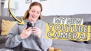 MY NEW CAMERA FOR YOUTUBE! Canon EOS M50 unboxing & initial review | THECONTENTBUG