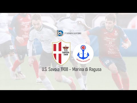 US Savoia 1908 - Marina Di Ragusa 0 - 0