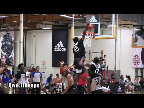 Zion Williamson is NOT From This Earth | Adidas Nations 2016