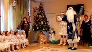 ▫ Дед Мороз и Снегурочка  ▫