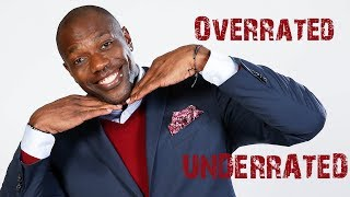 Terrell Owens Says Tom Brady Is Overrated | Underrated Vs Overrated Game