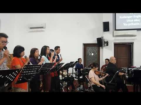 PKJ 177 - Aku Tuhan Semesta // Komunal GKI