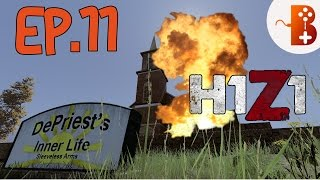 Comedy Batch - H1Z1 - Ep. 11 (Funny Moments)