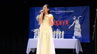 Andrea Sings Tharam Valkannadi Nokki for Drishya Competition
