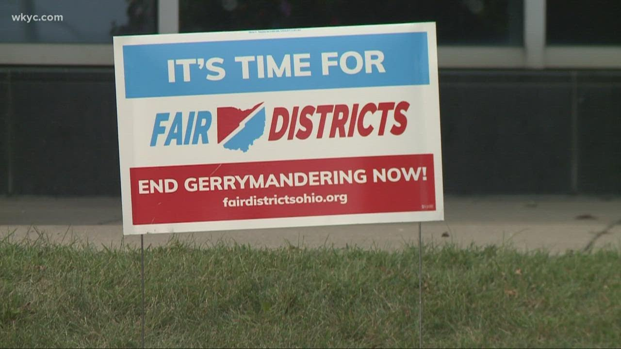 Democrats On Ohio Redistricting Commission Suggest Changes To ...