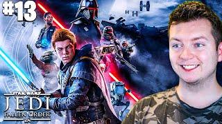 Star Wars JEDI: Upadły Zakon #13 - IDZIEMY PO PODWÓJNY MIECZ ŚWIETLNY! | Vertez | 1440p ULTRA