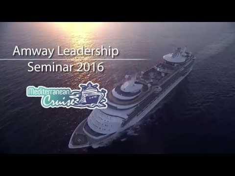 Amway Malaysia ALS 2016 Mediterranean Cruise