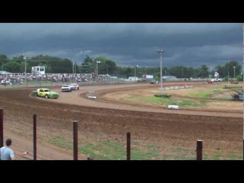 Dallas County Speedway Bomber Heat 7-24-10