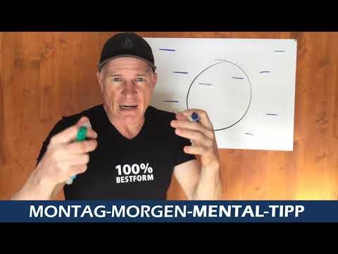 Mental Tipp Ablenkung - Gesamtüberblick - Fokus