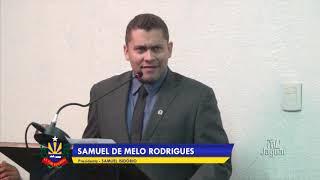 Samuel Isidoro - Pronunciamento 25.01.2019
