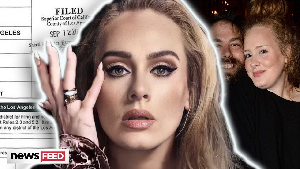 Adele Makes BIG Advancements In Divorce After 2 Years!