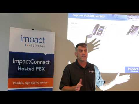 Impact Telecom Ed Kane Regional Channel Manager