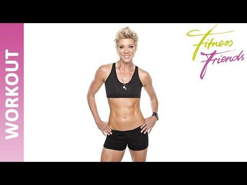 Jackie Warner - Xtreme Zirkeltraining - Workout || Fitness Friends