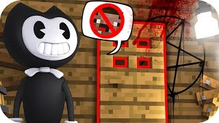NOOB VS CREEPYPASTA CASA BENDY MINECRAFT TROLL + ROLEPLAY