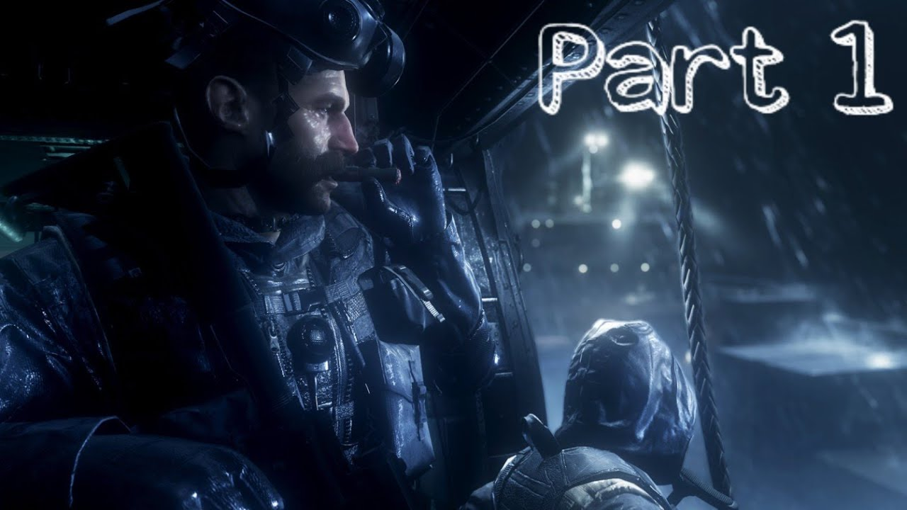Download Call of Duty  Modern Warfare Remastered Gameplay Walkthrough - Part 1 - FNG - Crew Expandable