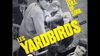 yardbirds steeled blues