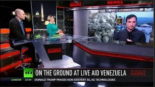 Crisis Concerts at Venezuela–Colombia Border & Unhappy Endings
