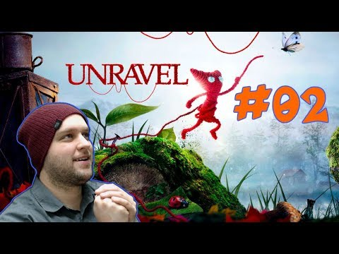 The Death Animations Are Cruel And Heartbreaking! - Unravel - Gameplay [#02]