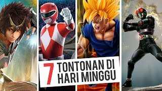 Video 7 Fakta Tontonan Di Hari Minggu download MP3, 3GP, MP4, WEBM, AVI, FLV Maret 2018