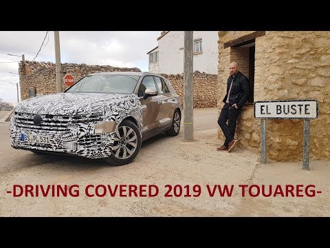 VW Touareg 2019 - TEST DRIVE / REVIEW - V6 TDI + V6 TSI