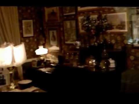 221B Baker Street in Sherlock Holmes Museum, Meiringen