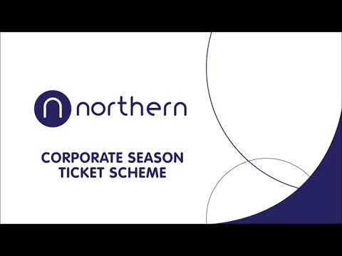 Northern Rail - Corporate Season Ticket Scheme Version 1