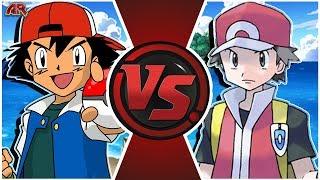 ASH vs RED! (Pokémon Animation) | Cartoon Fight Club Episode 308