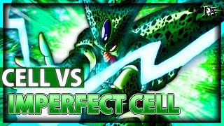 Perfect Cell Vs Imperfect Cell Part 3