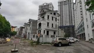 Tiến Độ Biệt Thự Tây Hồ Residence - Tháng 3-2020