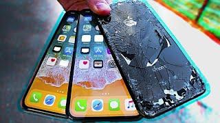 Как убить iPhone X? Самый ЖЕСТКИЙ способ!