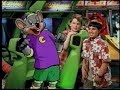 "Chuck E. Cheese ""Fundraising Nights"" Commercial (2005)"