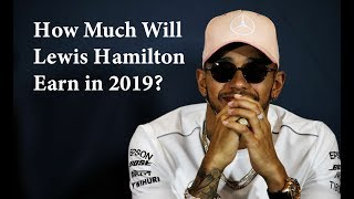 How Much Will Formula 1 Drivers Be Paid  N 2019