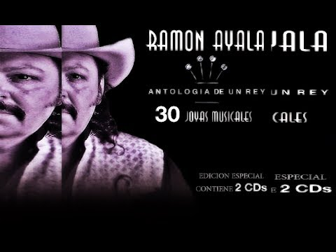 Ramon Ayala 30 Joyas Musicales Vol.2 (DISCO 2 COMPLETO-FULL ALBUM CD 2)(+ LINK DE DESCARGA)