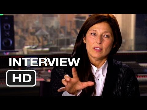 The Croods Interview - Catherine Keener (2013) - Animated Movie HD