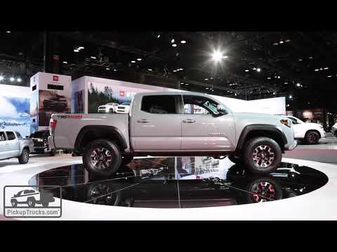 2020 Toyota Tacoma: First Look – PickupTrucks.com