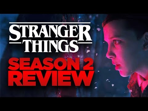 Stranger Things Season 2 REVIEW! Live Up to the Hype? #NeedtoKnow