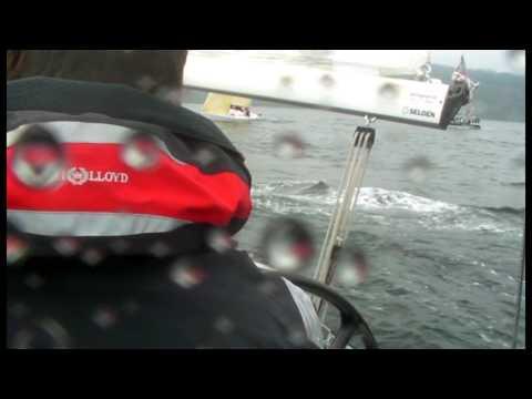 Sailing - Tiggs (Rainmaker Tactician) explaining w...