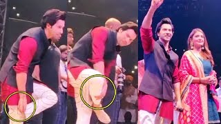 Varun Dhawan Shows Respect For Bhagat Singh, Removes His Shoe Before Unveiling His Picture