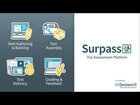 Discover what your team can acheive when creating tests with Surpass