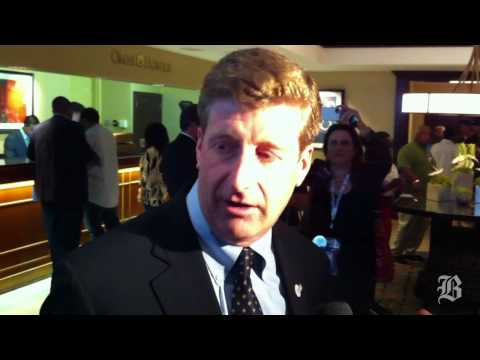 Patrick Kennedy on support of  Joseph P. Kennedy III